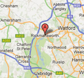 dishwasher repair rickmansworth watford areas